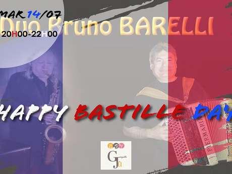 HAPPY BASTILLE DAY A LA GUINGUETTE DE JU
