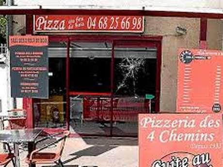 LA PIZZA DES 4 CHEMINS