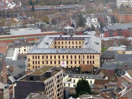 Major Sabbe barracks, now the Carré des Arts