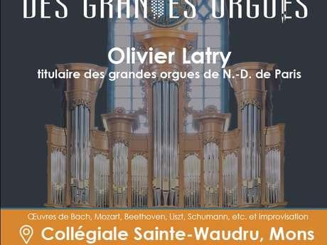 Récital d'Olivier Latry