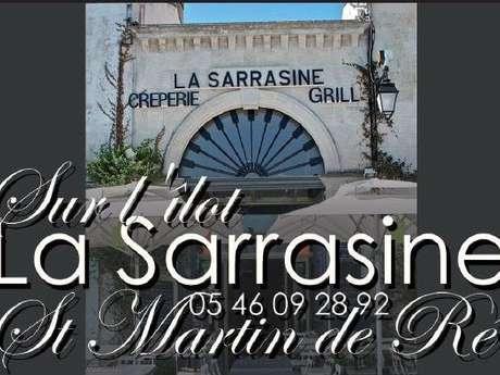RESTAURANT LA SARRASINE