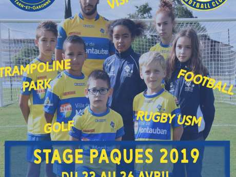 Stage de foot enfants - Montauban FCTG