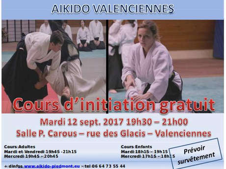 Initiation Aikido