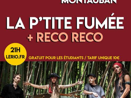 La P'tite Fumée (transe acoustique) | Reco Reco (tropical bass)