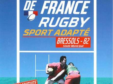 French Rugby Championship adapted sport