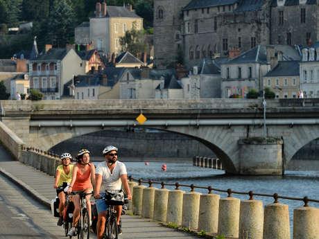 Laval à vélo, tout est plus beau !