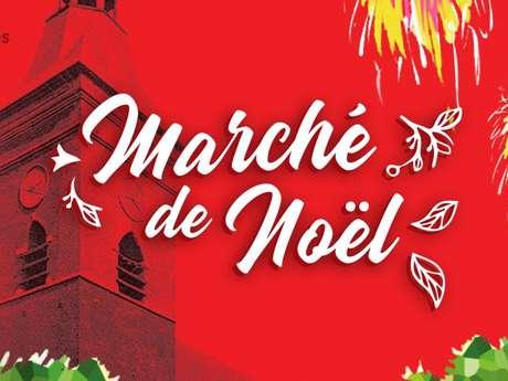 Marché de Noël & Feu d'artifice / Frameries