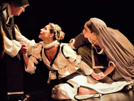 Cléopâtre captive par Compagnie Oghma