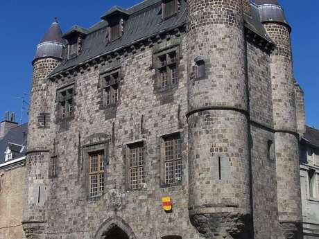 Ouverture du château de Bailleul