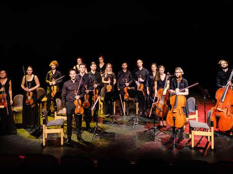 Belgian Music Days - Venite et Vedite – Chœur et Orchestre à cordes de la Luca School of Arts o.l.v Pieter Schuerma