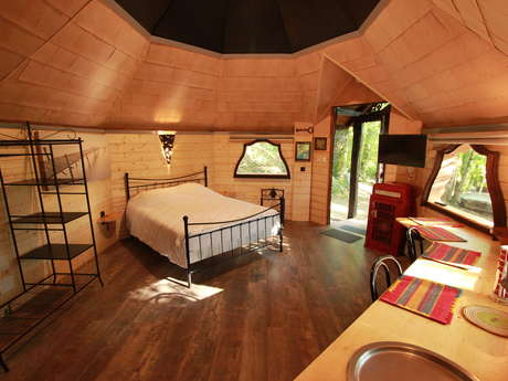 La Cabane en bois Wood Nature