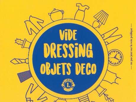 Vide dressing, obljets déco