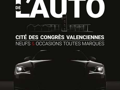 Salon de l'Auto Valenciennes 2019