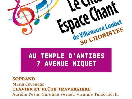 Le Chœur Espace Chant