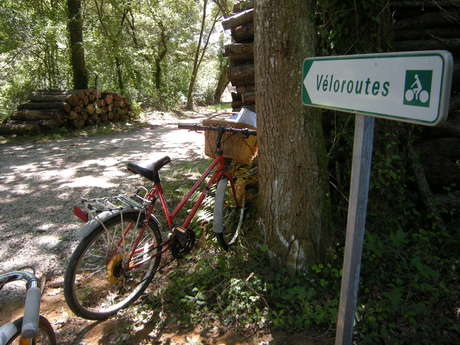 Véloroute Promenade en Bouriane