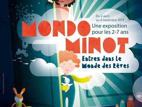 Exposition : MONDO MINOT / CCSTI de Laval