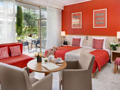 Hotel les Strélitzias