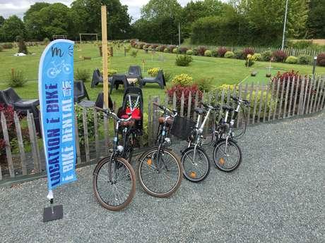 Green Minigolf - Location de vélos électriques