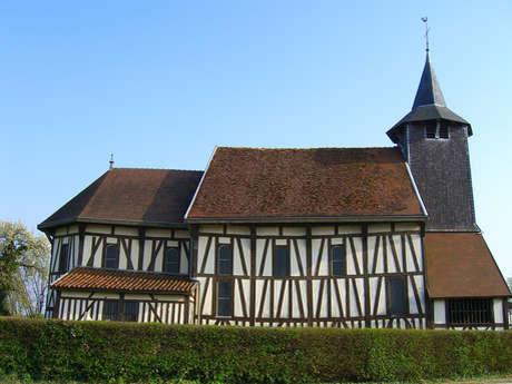 Eglise Notre-Dame de Châtillon-sur-Broué