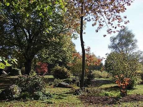 Arboretum de la Croix Verte