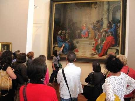 """Visites guidées """"Les collections du musée Ingres Bourdelle"""""""