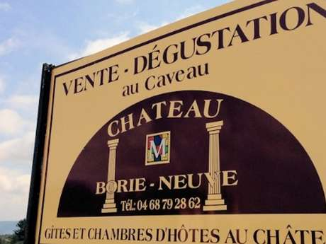 Château Borie Neuve