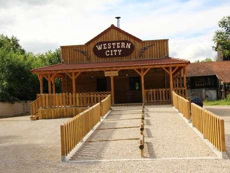 Western City - Salle de réception Calamity Jane