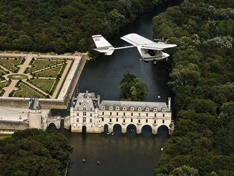 Base ULM des Châteaux