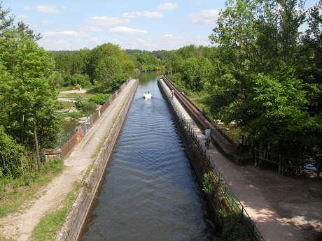 Circuit n°4 : Canal des Vosges (variante)