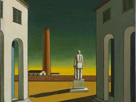 Giorgio de chirico. Aux origines du surréalisme belge Magritte - Delvaux - Graverol