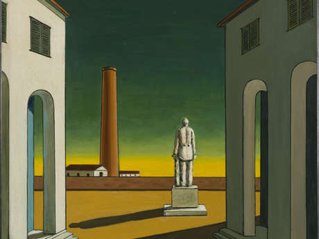 Visite guidée de l'exposition Giorgio De Chirico