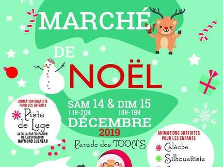 Marché de Noël de Bruay-sur-l'Escaut