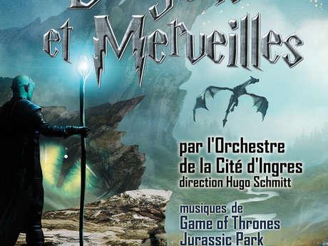 Dragons et Merveilles - Animaux de légende en musique et en image