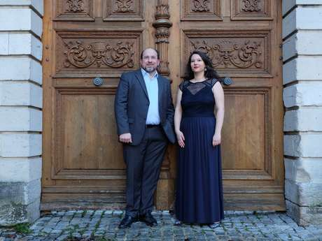 Festival art & spiritualité - Emilie Cunin et Yves Lancien