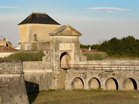 Vauban, le sentier des fortifications