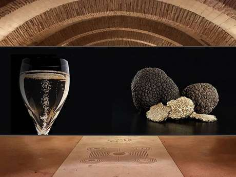 After Work Champagne & Truffes par OenoSpheres
