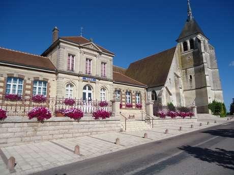 Mairie de Sainte-Maure