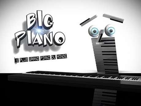 MAGIE DE NOEL : BIG PIANO