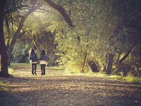 Balade à pied en famille : découverte du Montaurat