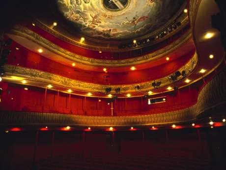 Théâtre de la Madeleine - Scène conventionnée