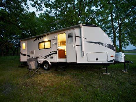 Camping - Parc d'Olhain