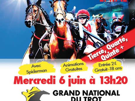 6ème étape du Grand National du Trot – Grand Prix Laval Agglomération