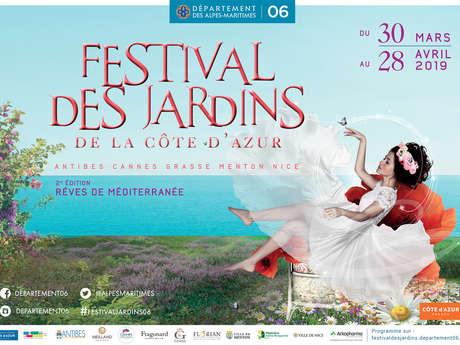 2nd Gardens Festival of the Côte d'Azur