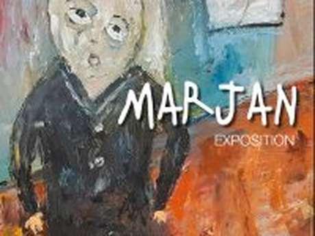 Exposition Marjan : visite commentée