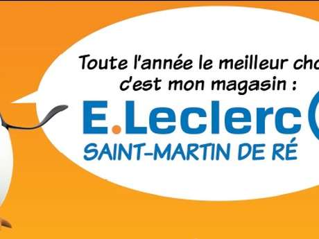 E.LECLERC - LOCATION DE VOITURE