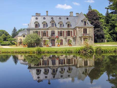 Château et parc de Tronjoly