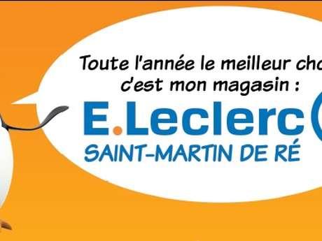 E. LECLERC - STATION ESSENCE ET LAVAGE