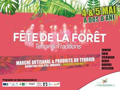 Fête de la forêt, terroir et traditions