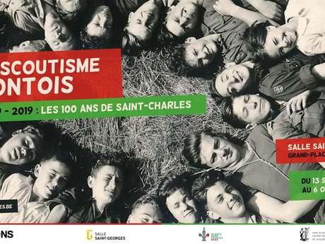 Exposition : 1919-2019, les 100ans de Saint-Charles