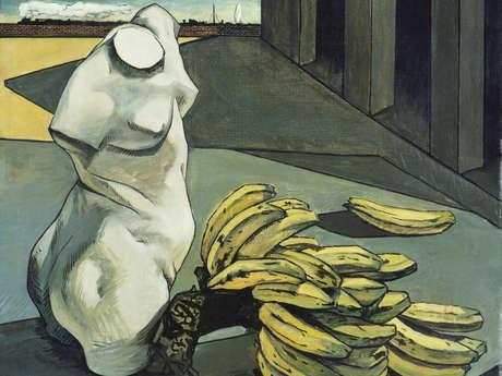 Dimanche en famille - Giorgio De Chirico. Aux origines du surréalisme belge Magritte - Delvaux - Graverol